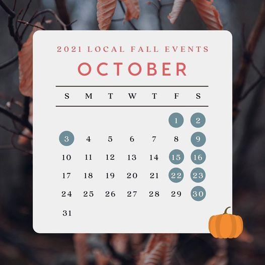 Harbor Country Happenings – October!, Garden Grove Inn Bed & Breakfast