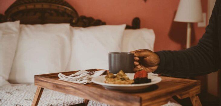 Breakfast, Garden Grove Inn Bed & Breakfast